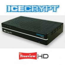 IceCrypt T2300 Freeview HD Set Top Box